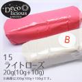 デコリシャスグルー ライトローズ 商品一覧ページへ